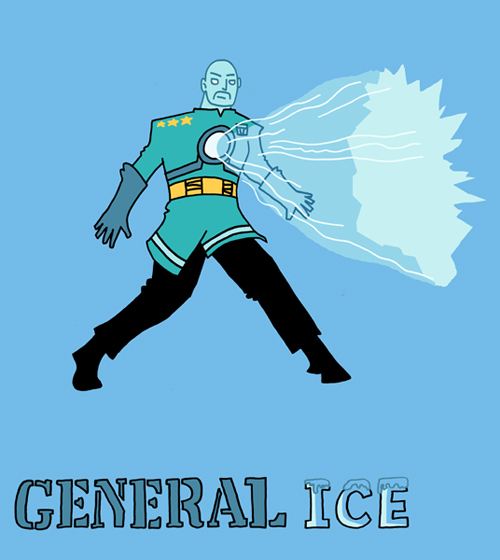 GENERAL ICE