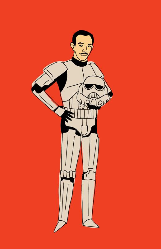 Stromtrooper Walt Disney